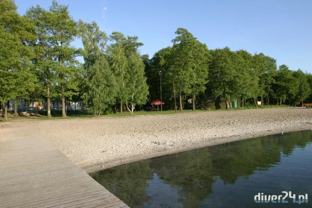 Madonna z jeziora - Baza nurkowa Diver24 - Budzisław