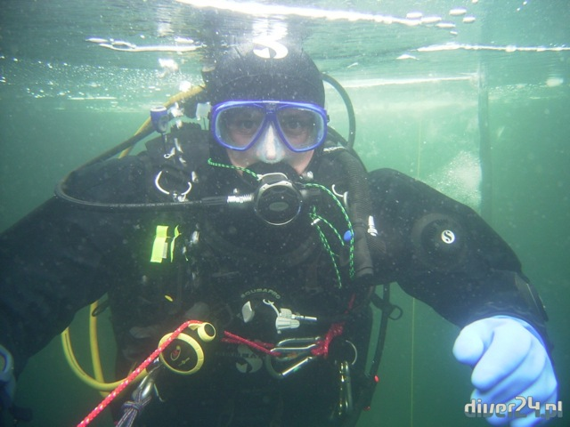 Nurkowanie podlodowe - Baza nurkowa Diver24