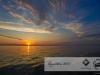 Zachód słońca w Zatoce Fińskiej - Wyprawa nurkowa ExploDive - Rusałka 2013