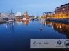 Port w Helsinkach - Wyprawa nurkowa ExploDive - Rusałka 2013