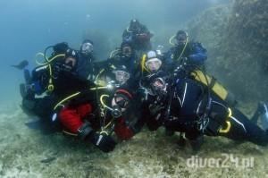 Nurkowanie dla firm, pracowników, klientów - Diver24.pl
