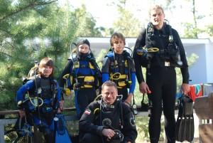 Szkolenia nurkowe - Diver24.pl