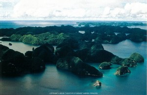 Chuuk-Wyspy, Laguna Truk