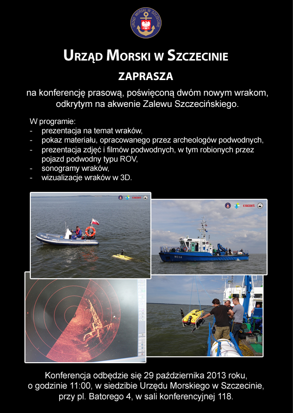 Zaproszenie - Urząd Morski w Szczecinie