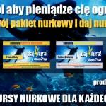 Pakiety na kursy nurkowe - Diver24