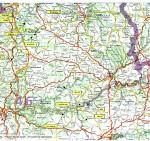 Mapa - Jaskinie - Francja - Diver24