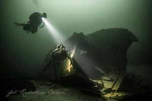 Mały parowiec - Diver24.pl - Explodive Team