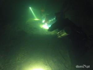Kurs jaskiniowy - Diver24