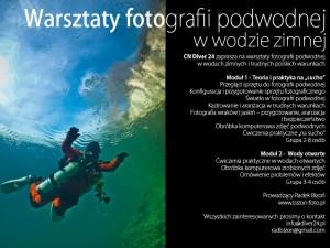 Warsztaty fotografii podwodnej - Diver24
