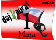 1 Maja - Diver24